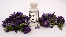Huile essentielle lavande 100 % naturelle et pure massage bain aromathérapie
