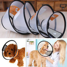 AS_ CN_ Pet Dog Cat Puppy Anti-Bite Neck Collar Cone Funnel Cover Safety Protect