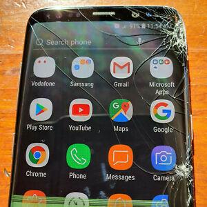 SAMSUNG Galaxy S8 SM-G95F 64GB - Midnight Black Phone