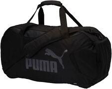 Puma Small Training Holdall - Black