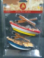 Lot (5) Lemax Assorted Dock and Nautical Accessories HE458