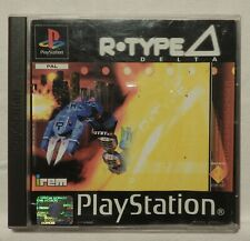 Playstation PS1 - R-Type Delta - PAL - Deutsch - Irem 1999 (A121)
