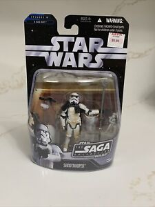 Hasbro Star Wars Saga Collection Sandtrooper 37