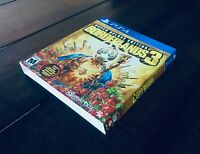 Borderlands 3 PS4 XB1 Collector's Limited Edition Slipcover ONLY (No Case!)