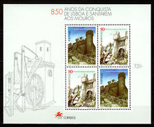 Portugal - 1997 Conquering Lissabon / Fortress - Mi. Bl. 126 MNH