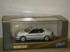 Renault 19  16S Cabriolet 1993 - Minicar Plus 1:43 in Box *40715