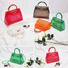 4f37a1bf29 Variety Colours Trendy Clear Un Voyage Au Pays Handbag  Across Body Bag  Tote -9e