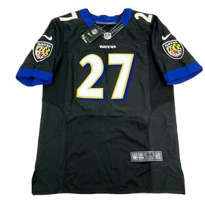Nike Mens Sz 44 Ray Rice #27 Baltimore Ravens NFL On Field Game Jersey Stitched