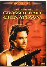 Dvd Grosso Guaio a Chinatown - Edizione Speciale 2 dischi 1986 Usato