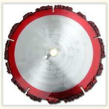 "Demolition Blades for Cut Off Saws,Rescue,Railway Ties,Nails,Sheet Metal,16"" X1"""