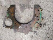 Oliver 77 rowcrop tractor engine motor rear mounting brace bracket plate 77