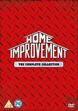 HOME IMPROVEMENT COMPLETE SERIES SEASON 1 2 3 4 5 6 7 8  BOXSET 29 DISCS 1-8