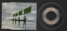 CD MAXI SINGLE PROMO NOT FOR SALE KRAFTWERK EXPO 2000 (3 KLING KLANG VERSION)
