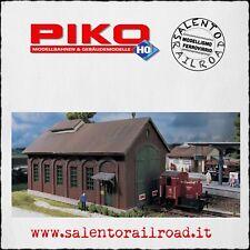 PIKO 61823 DEPOSIT / STOREROOM STATION X LOCOMOTIVE