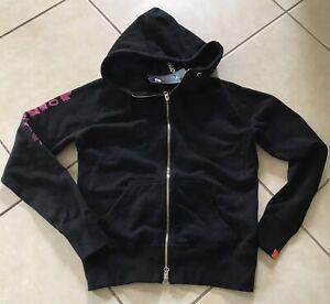 Nike x Loopwheeler ACG 20 Anniversary Made In Japan black Vintage Hoodie L Rare