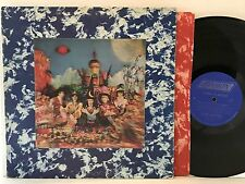 The Rolling Stones Their Satanic Majesties Request 3D LP Record NPS-2 LONG PLAY