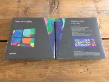 Microsoft Windows 8 Pro Upgrade Box 32/64 Bit DVD, Deutsch / MwSt Rechnung
