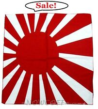 SALE! Rising Sun Bandana Japanese Headwrap Hairband Japan Battle Naval Kamikaze