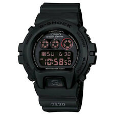 -NEW- Casio G-Shock Black Military Watch DW6900MS-1