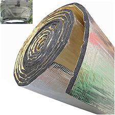 1 x 0.5m 10mm Car Firewall Sound Deadener Heat Insulation Deadening Material