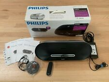 Philips DS8550/37 Bluetooth Speaker with 30-pin Dock for iPhone iPod Touch iPad