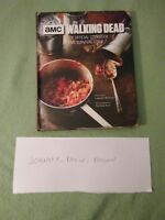 Loot Crate DX The Walking Dead: The Official Cookbook and Survival Guide NEW