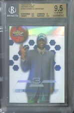 2002-03 Topps Finest Refractors #180 Carmelo Anthony No 217 of 250 BGS 9.5