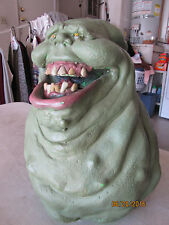 Ghostbusters 1984 Slimer Ghost Bust Original Prop With Letter From Producer
