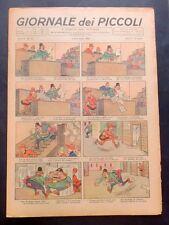 Libri per ragazzi - Giornale dei Piccoli - Anno I - N° 24 - Novembre 1945 - RARO