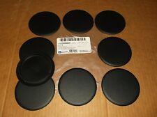 """GM Bed Liner Tie Down Hole Covers~23458539~OEM~4 """" Dia~Fits 3 1/2"""" Hole~9 Plugs~"""