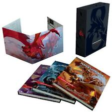Dungeons & Dragons Core Rulebook Gift Set, Master Guide Monster Manual DM Screen