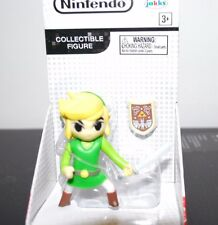 Link Nintendo The Legend Of Zelda Shield Collectible Figure NES Game Toy wii