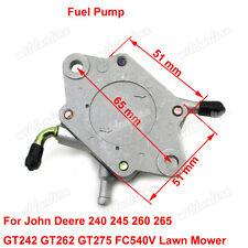 Benzinpumpe Für John Deere Rasenmäher 240 245 260 265 GT242 GT262 GT275 FC540V