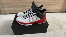Mens Nike Air Max Jordan Melo M11 Shoes Sneakers Trainers White Black UK 7.5