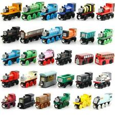 12pcs/lot Thomas and Friends Anime Wooden Railway Trains/Thomas Trains Model/Edw