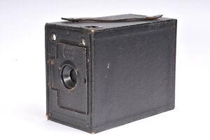Ensign 2 1/4b  120 film Box Camera