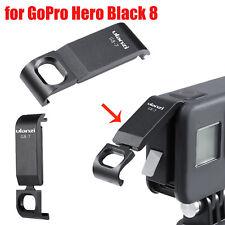 Für Gopro Hero 8 Black Kamera Zubehör ULANZI Batterie Lid Door Abdeckung Cover