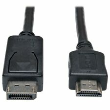Tripp Lite Display Port to HD Cable, M/M, 25 Ft., P582-025