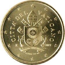 Pièces euro du Vatican année 2017 50 Cent