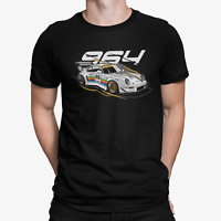 RWB 964 T Shirt Car Enthusiast Birthday Gift