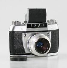 Ihagee Exa 1 35mm SLR Camera with a E.Ludwig Meritar f2.9/50mm Lens (W48)