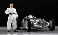 Rudolf Caracciola Figur für 1:18 Mercedes W165 SSKL CMC