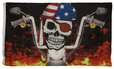 3x5 3'x5' The Flag Joint Pirate Biker Usa American Flag Banner 100% Polyester
