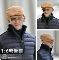 "1/6 Male Soldier  Beret Hat British Cap Model Accessories F 12""  Figure Body"