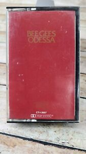 Rare 1976 Bee Gees Odessa RSO Cassette Tape CT-1-3007