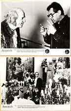 Amadeus 2 Pressefotos Schweiz Milos Forman, F. Murray Abraham, Tom Hulce