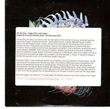 (CC298) Oh No Ono, Eggs - 2010 DJ CD