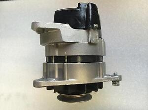 MG  MGB  MGC Alternator Lucas 16AC 16ACR  External Regulator Restored Generator