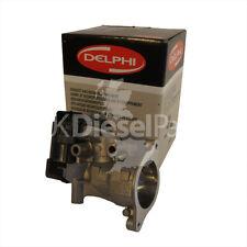 Citroen Peugeot Fiat 2.0D - Genuine Delphi EGR valve - 9681825280 / EG10396-12B1