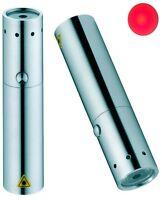 LED LENSER Zweibrüder V2 7731 Taschenlampe Handlampe Lampe Leuchte NEU+OVP ROT